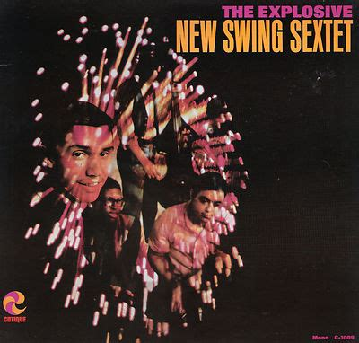 new swing sextet popsike com the new swing sextet the explosive mono