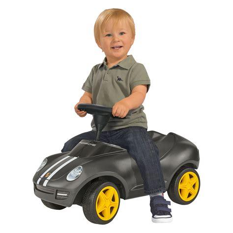 Porsche Bobby Car by Big Bobby Car Baby Porsche Schwarz Babyjoe Ch