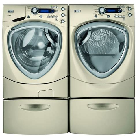 ge profile washer and dryer design journal archinterious ge profile frontload steam washers by ge consumer industrial