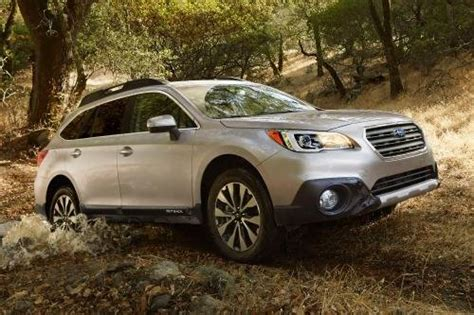 2016 subaru outback trunk space specs view manufacturer