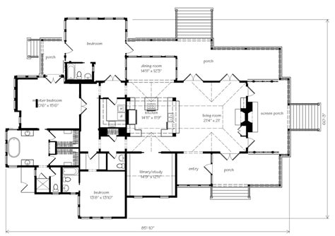 tideland haven house plan tideland haven house plan numberedtype