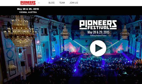 festival vienna pioneers festival 2015 vienna austria