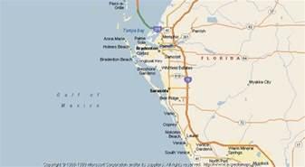 map longboat key florida map of longboat key