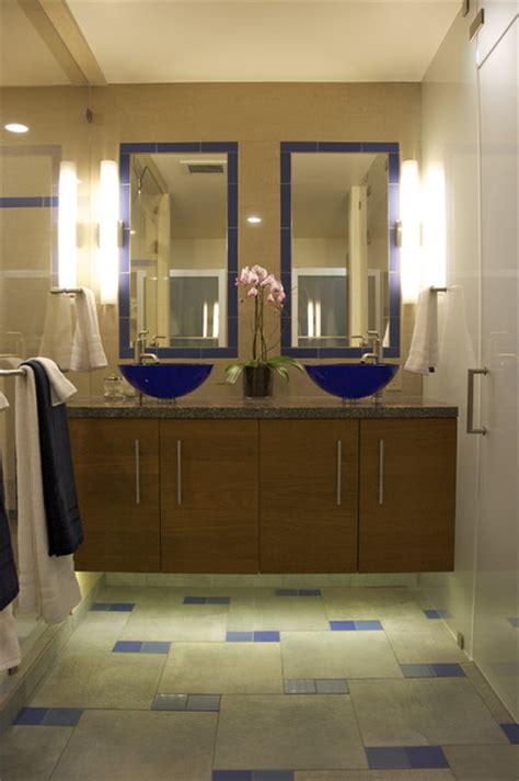 mid century modern master bathroom midcentury bathroom alameda mid century modern master bath