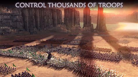 film perang kolosal terbaru 2015 dawn of titans untuk ios siapkan nuansa perang kolosal