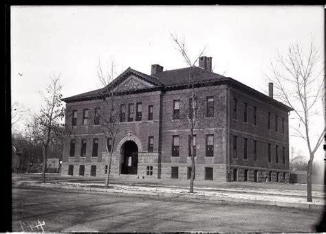 Fort Collins Post Office Hours by Laurel School Ft Collins 1914 1918 Uhpc