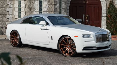 rose gold rolls royce top 10 cars on rose gold wheels page 6 of 10 chrome lips