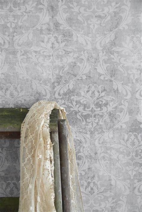 Vintage Tapete Grau by Die 25 Besten Ideen Zu Wand Streichen Muster Auf