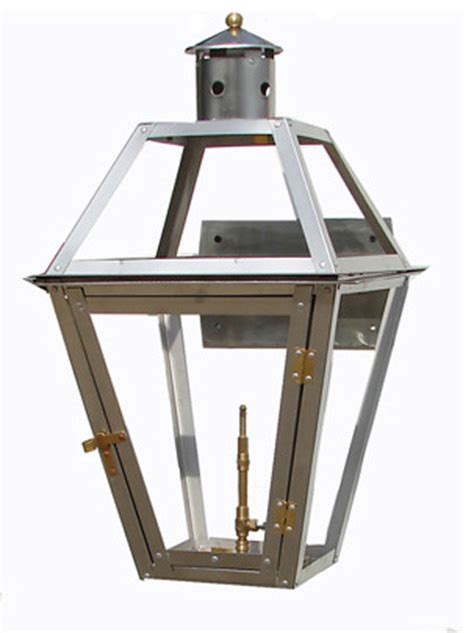 propane gas patio lights stainless steel french quarter lanterns 15 propane lp
