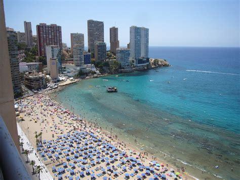 alquiler de apartamentos en benidorm playa levante apartamentos en benidorm torre principado 2 dormitorios
