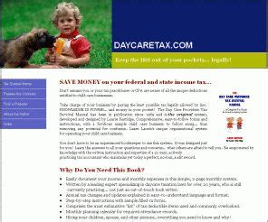 daycare record http daycaretax org daycare record tax record keeping