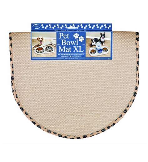 Pet Bowl Mat by Bowl Mat In Pet Food Storage