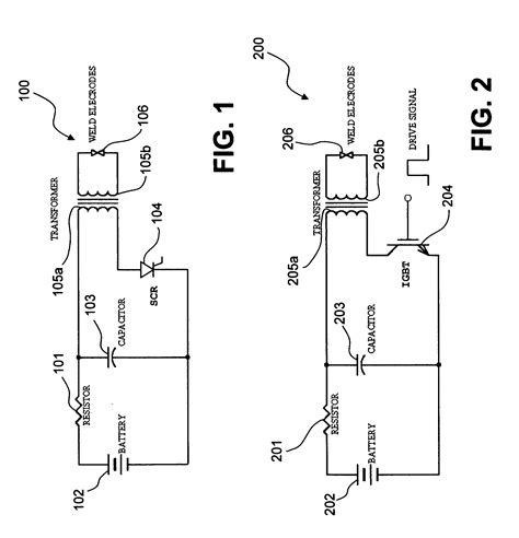 capacitor discharge welder circuit patent us20080173626 capacitive discharge welding power supply and capacitive discharge welder
