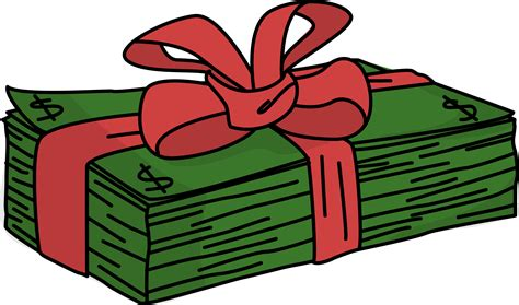 money clipart money gift clip royalty free stock techflourish