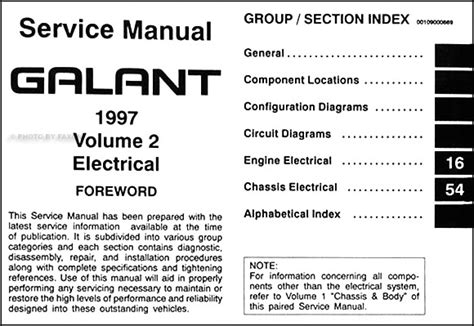 what is the best auto repair manual 1997 volvo s90 seat position control 1997 mitsubishi galant repair shop manual set original