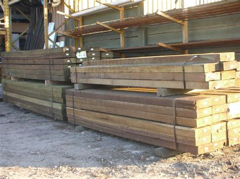 timber sleepers in brisbane apollo landscaping supplies