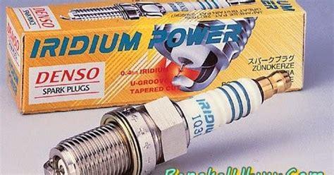 Busi Iridium Duration Mio 1 daftar harga busi motor denso terbaru harga busi motor