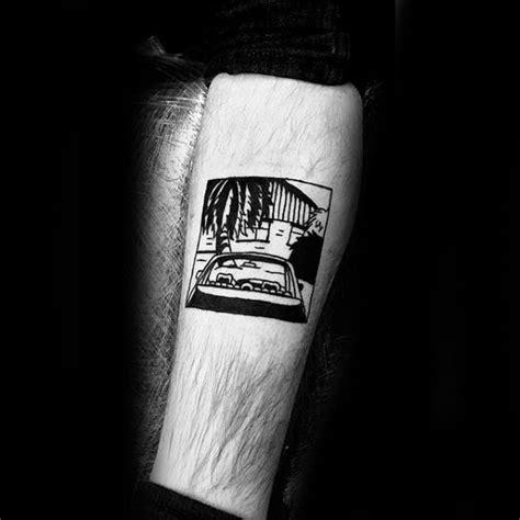 minimalist house tattoo 90 minimalist tattoo designs for men simplistic ink ideas