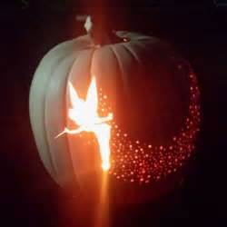 pumpkin tracers tinker bell pixie dust pumpkin carving trace tinker bell