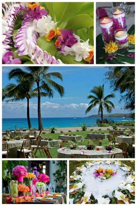 Have a Luau Wedding without the LuauBeau coup Blog