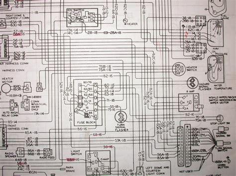 blower motor switch wiring ih parts america
