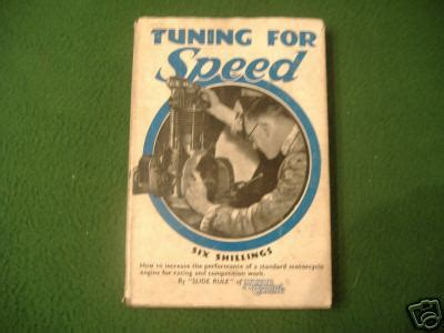 machine the untouchables mc books the motorcycle tuning for speed by slide rule book
