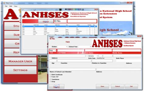 visitor pattern in js anhs enrollment system free source code tutorials and