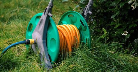 Best Garden Hose by Best Garden Hose Reel 10 Best Automatic Rewind Garden Hose