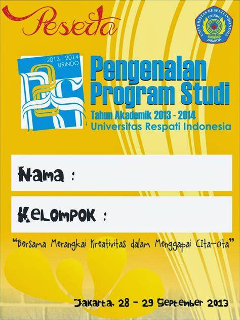 desain tali name tag desain id card panitia atau peserta kegiatan asal tau