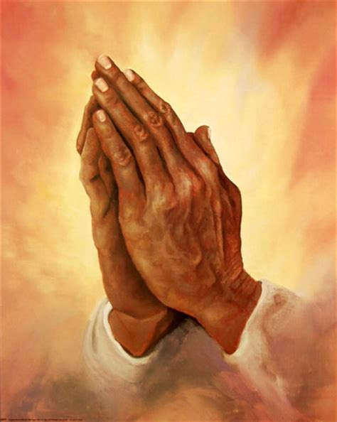 us blackart fineart posters and prints praying hands ii