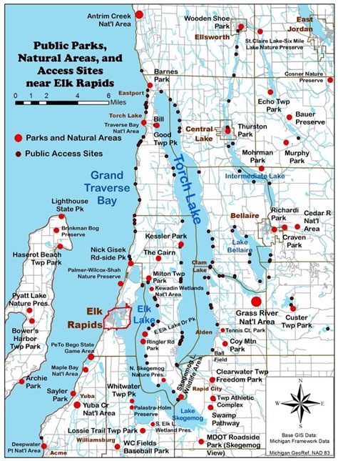 public boat launch torch lake mi torch lake michigan map bnhspine