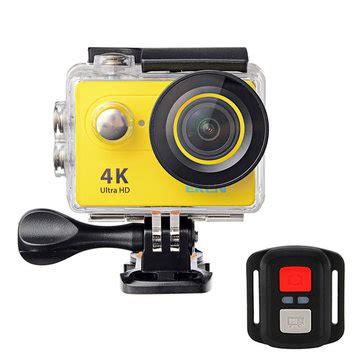 eken h9r 4k caméra d'action de sports ultra hd 2.4g