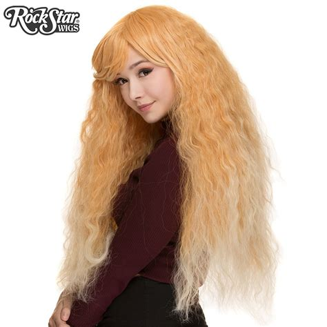 how to mix golden strawberry blond at home hair kits rockstar wigs 174 prima donna collection golden strawberry