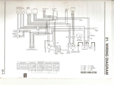 honda trx 300 wiring diagrams free free wiring