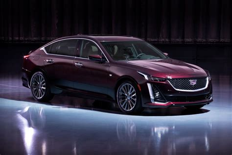 New Cadillac Sedans For 2020 by 2020 Cadillac Ct5 Is A Right Sized Sedan Debuts At New