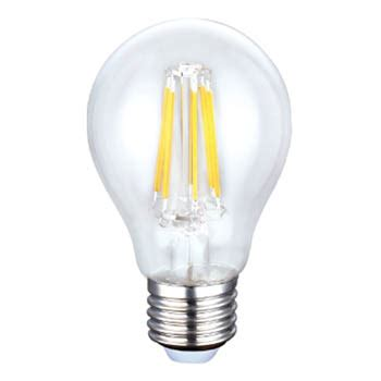 Gas L Filament by Filament Led Bulb Vlux Clear Energy