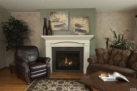 add fireplace to home fascinating on furnishing together