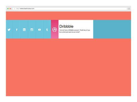 html css horizontal layout 25 amazing web ui components built using pure css web
