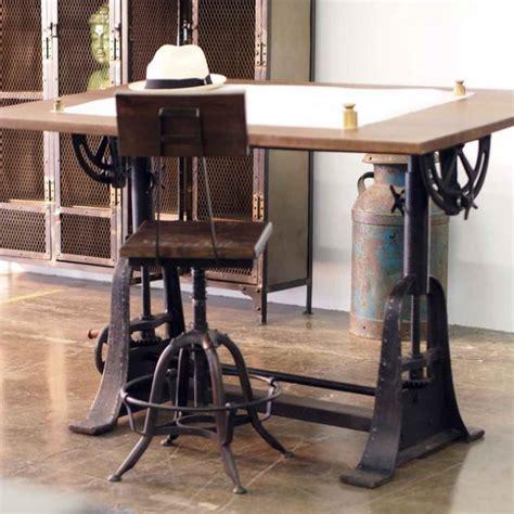 Office Desk Industrial Design 16 Office Desk Designs In Industrial Style