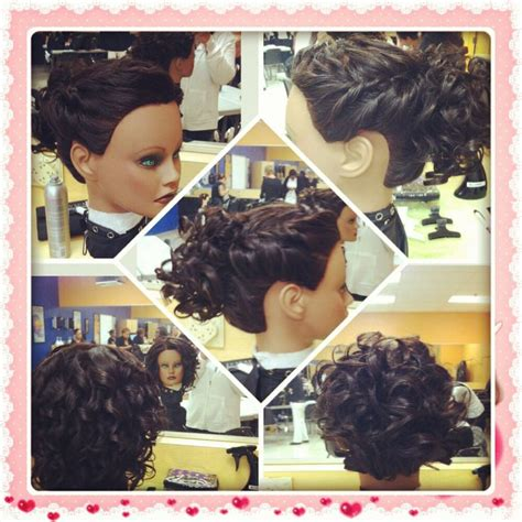 hairstyles to do on manikin 46 best images about mannequin hairstyles on