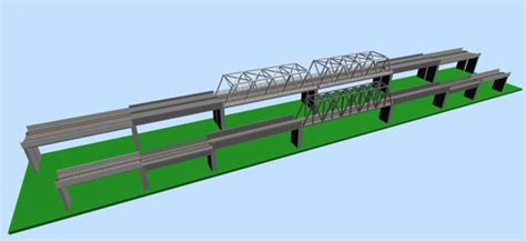 unitrack layout software scarm simple computer aided railway modeller model