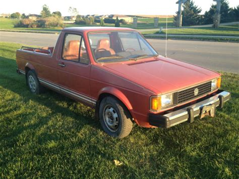 volkswagen caddy truck vw rabbit truck volkswagen caddy for sale