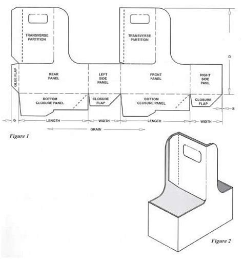 templates of boxes to fold carton box template corrugated and folding carton box