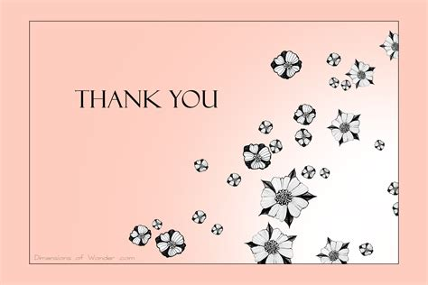 Word Template For Thank You Card by Thank You Card Template For Word Portablegasgrillweber