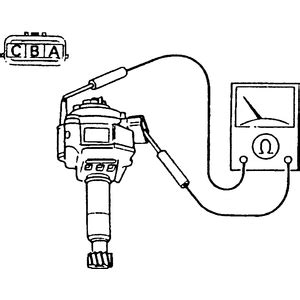 how to test a coil resistor related keywords suggestions for ignition coil testing resistance