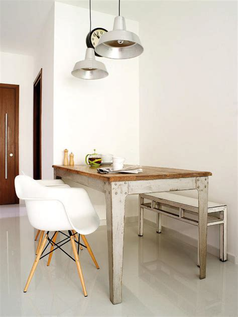 dining set with bench singapore 10 ways to spice up your dining room with a bench home