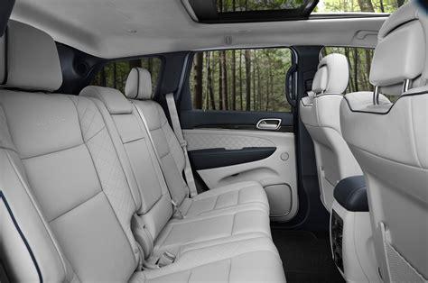 Summit Interiors 2017 jeep grand vs 2017 lexus rx
