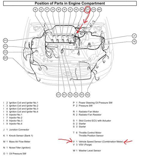 1997 toyota corolla headl headlight electrical