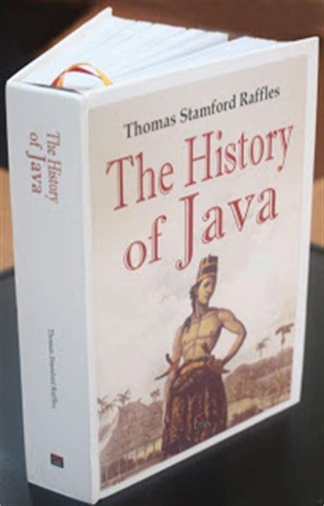 Historis Of Java jual buku the history of java stamford raffles toko cinta buku