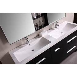 donovan 72 quot sink vanity set zuri furniture